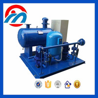 non-negative pressure hotel building water supply system