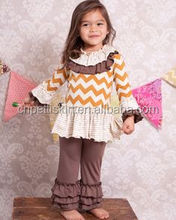 Giggle moon remake children cheap cheap clothing summer new design tops baby autumn clothes