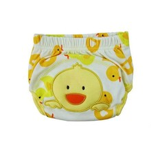Shenzhen diaper factory supply cloth sleepy baby diaper