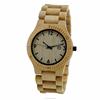 High grade gifts wooden watch,water resistant man quartz watch(SWTPR1052)