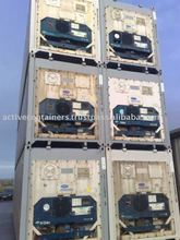 refrigerated sea Container 40ft High Cube