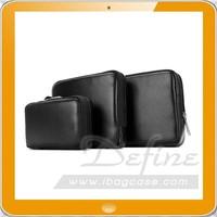 Useable Traveler Packing Squares packing bag - Set of 3 (Black)