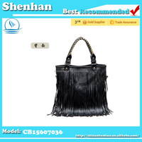 2015 Heavy Manufacturers Selling Contracted Han Edition Tassel Bag