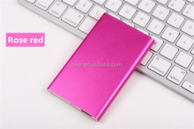 universal portable charger power bank 5200 best quality Full colour