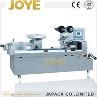 Promotional Stainless Automatic Lollipop Candy Flow Pack Wrapper Packing Machine