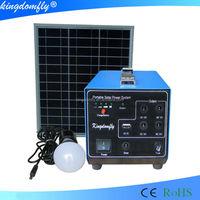 10W solar led light solar home lighting system solar kit for home