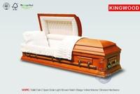 HOPE Wholesale Wooden china casket manufacturers casket lowering device casket handle ltd china
