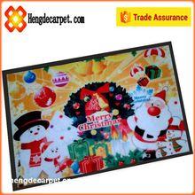 Alibaba Trade Assurance customized brand logo mat
