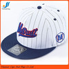 Fashion flat bill snapback custom hip hop snapback hat