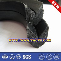 High quality customized refrigerator door rubber seal strip