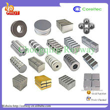 High quality n32-n52 strong rare earth magnet for furniture