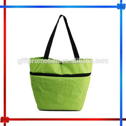 LN85 foldable polyester shopping bags