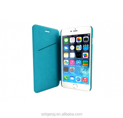 for Iphone 6 cover case high-end Folio PU Leather Case