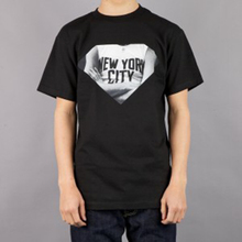2014 Top sale Diamond Supply New York City T-Shirt