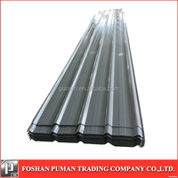 Design most popular color type of concrete roof tiles