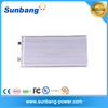 SunB7262125 high capacity rechargeable flat 3.7v li ion polymer battery 7500mAh rechargeable lithium polymer battery