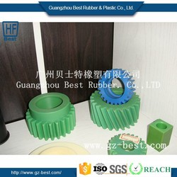 PU foam part Plastic Bushing Female Thread Bush
