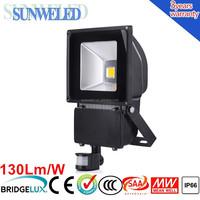 LED Solar PIR Motion Sensor Security Flood Light 30w 50w 70w 100w with CE SAA IES IP65
