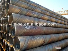 Underground gas and oil pipe SSAW welded large diameter from China