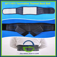 Tourmaline back guard--relieve back pain and stiffness