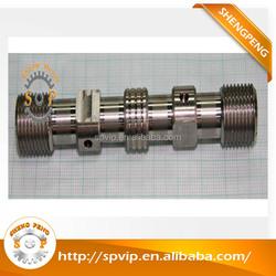 Precision mechanical parts & fabrication services cnc machine spare parts