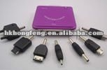7 cell phone suitable portable battery charger four colours paypal accept