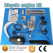 80cc 2-Cycle Bike Engine Motor Kit with Angle Fire Slant Head for High Performance Bicycle