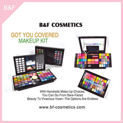 Eyeshadow Cosmetic set cheap price cheap makeup bags and cases