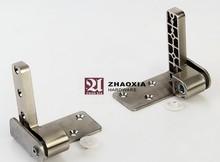 Wooden door & swing Door Hinges & Stainless steel 3d adjustable corner hinge C113