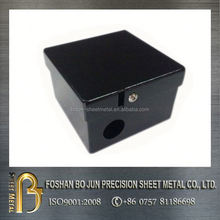 high precision manufacture black texture painting small box new products made in china supplier