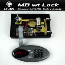 Electronic access &locking motorized lock-Model MB-wt