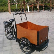 High quality cheap three wheel electric 2 front wheel trike from China supplier