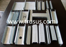 CE Approved Competitive Price Steel Channel