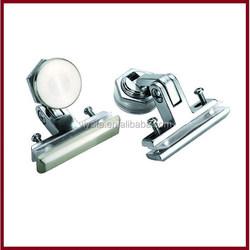 Mirror cabinet door hinge/shower door hinges/cabinet glass door hinges