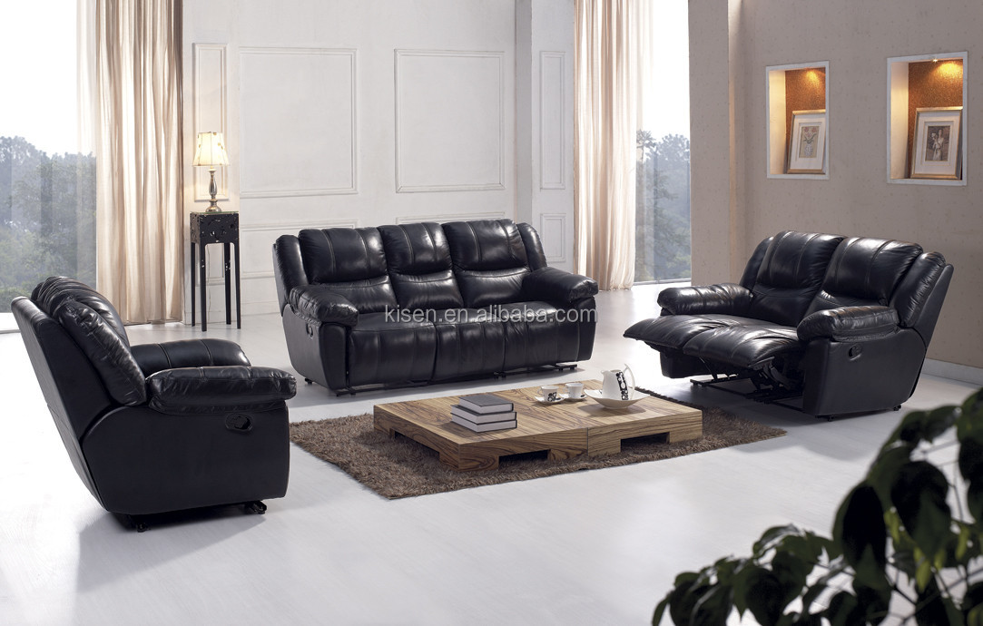 Wohnzimmer Modern Leder Schlafsofa Und Liege