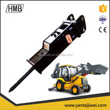 building renovation ISO9001/CE high quality korean Soosan box/silence type earth moving hammer machine
