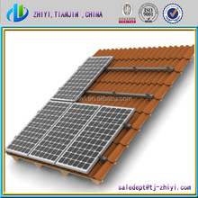 Easy installation Stand Alone Solar Kit Solar Light Stand solar mounting bracket from China