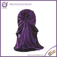 Wholesale 100pcs new purple shiny satin wrap wedding
