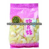 cotton candy bags/plastic packaging bag for cotton candy