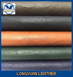 Boot Leather Artificial Leather for Sofa PU Sofa Material