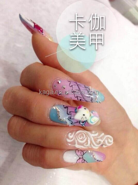 Kaga Creative Nail Design 3d Nail Art Supplies Nb15 Buy Creative