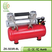 rechargeable 12V portable car air horn compressor