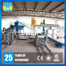 Lastest Design 10 Years Lifetime Low Cost Automatic Block Making plant-Customezied Fully Automatic Product Line