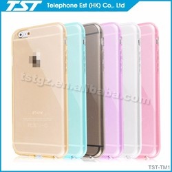 TST waterproof leather wood mobile phone case for iphone 6