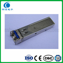 100% New dual fiber 120km 1310nm optical wifi module rj45 sfp