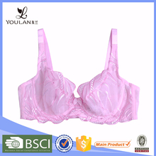 Hot Design Popular Fat Women Transparent Sexy Adult Girl Breast Bra Babydoll Open Bra Linge