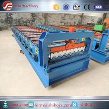 Zinc Wall Cladding Panels Forming Machine /Wall&Roof Tiles Manufacturing Machine