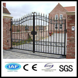 Wholesale alibaba China CE&ISO certificated main gate design home(pro manufacturer)