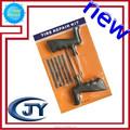 Beneficios neumático tubeless kit de reparación, herramientas de reparación de neumáticos
