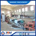 Fuente de alimentación pequeña y gran capacidad de fertilizante compuesto proceso de producción